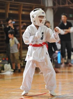 山田伊織 (H21.4.29 BAYCUP)